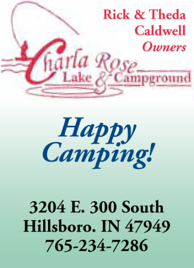 AD: Charla Rose Lake & Campground