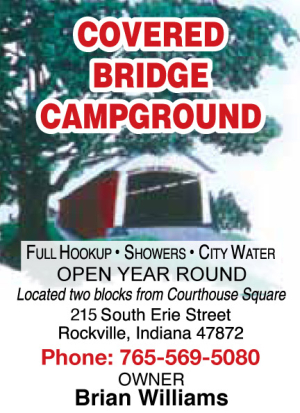 AD: Covered Bridge Campground