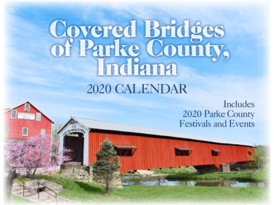 Indiana Festival Guide 2020.Mansfield Village Parke County Covered Bridge Festival