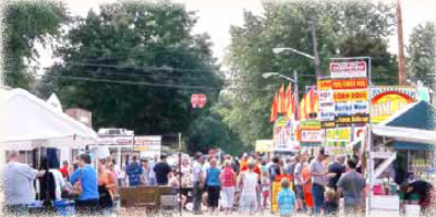Rosedale Strawberry Festival - June 7-9