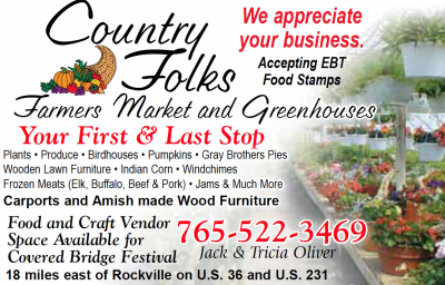 Visit Country Folks Farmers Market And Greenhouses