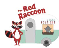 The Red Raccoon, a Unique Retail Store