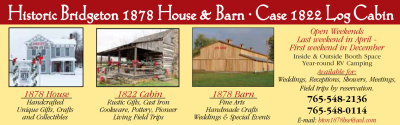 AD: The Historic Bridgeton 1878 House & Barn
