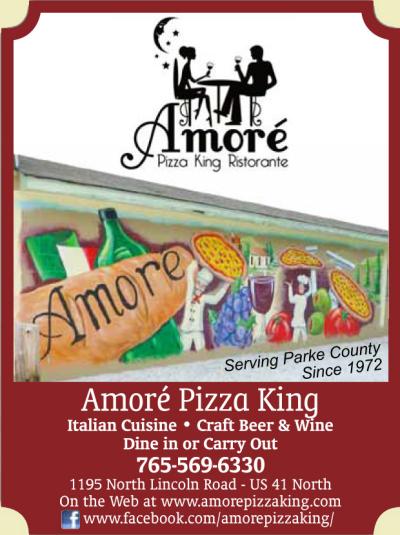 Visit Amoré Pizza King