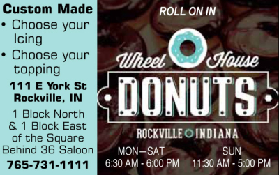 Visit Wheel House Donuts