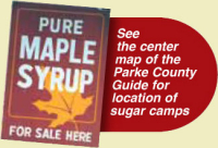 2020 Parke County Maple Fair Festival
