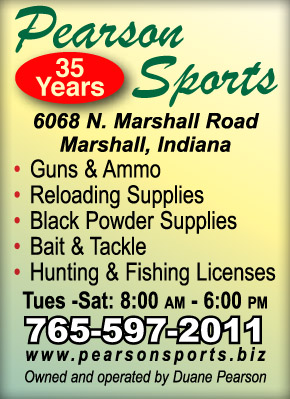 Visit Visit Pearson Sports in Marshall Indiana