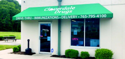 Cloverdale Drugs in Cloverdale Indiana