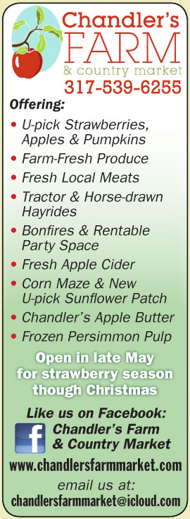 Visit Chandler's Farm & Country Market