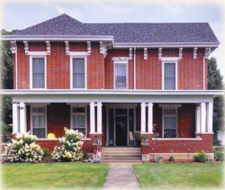 Red Brick Inn - Rockville Historical District