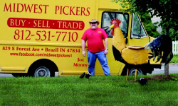 Buy - Sell - Trade at Midwest Pickers