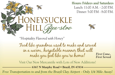 Visit Honeysuckle Hill Bee-Stro