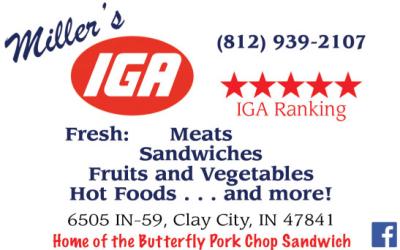 Visit Miller's IGA