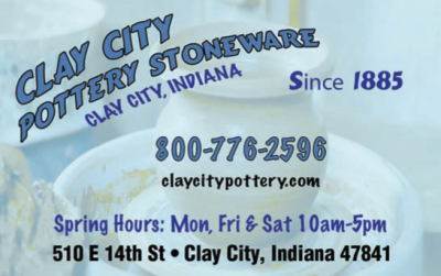 Visit Clay City Pottery