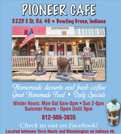 Visit the Pioneer Cafe