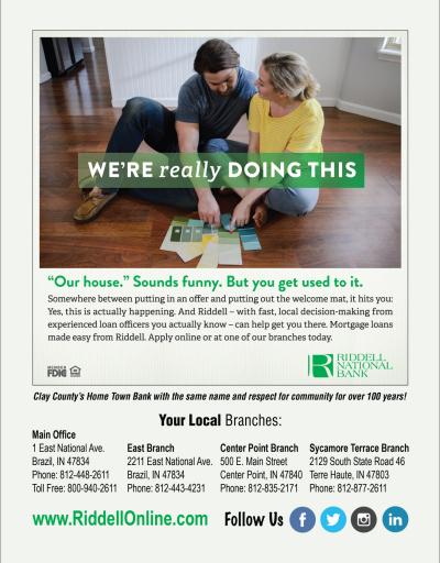 Visit Riddell National Bank