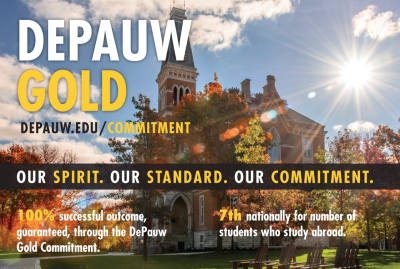 Visit DePauw University