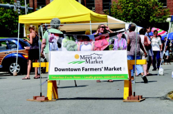 Greencastle's Downtown Farmers' Market