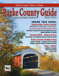 PARKE COUNTY GUIDE Magazine 2019-2020 Download (PDF)