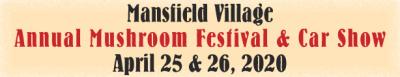 Mansfield Village Mushroom Festival & Car Show