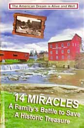"""14 Miracles - A Family's Battle to  Save a Historic Treasure"""
