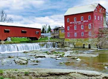The Bridgeton Mill Today