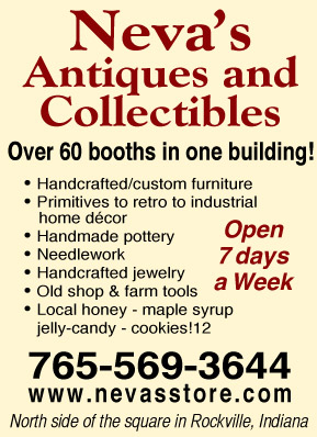 Visit Neva's Antiques & Collectibles in Rockville