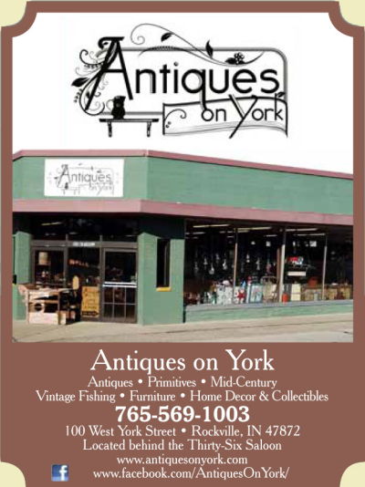 Visit Antiques On York