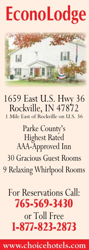 Visit EconoLodge Rockville