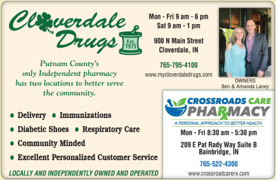 Visit Cloverdale Drugs