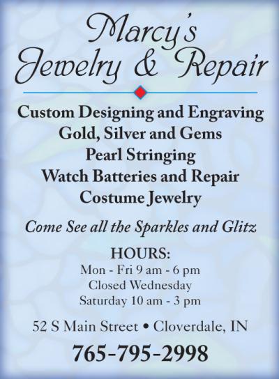 AD: Marcy's Jewelry & Repair
