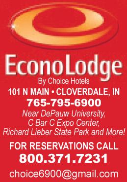 Visit EconoLodge Cloverdale