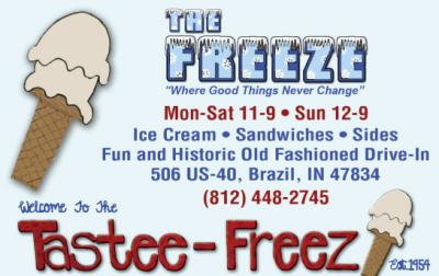 Visit The Freeze