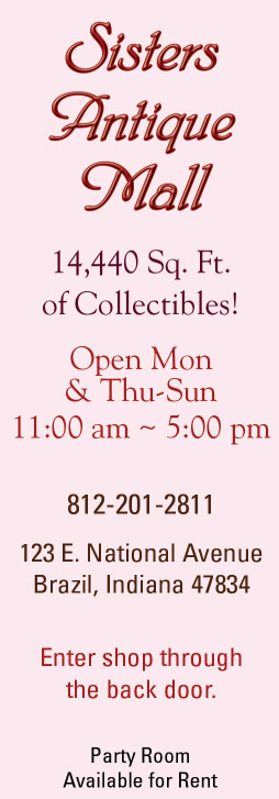 Visit Sisters Antique Mall