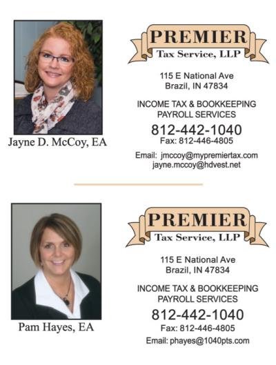 Visit Premier Tax Service