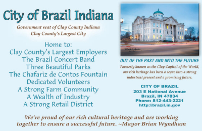 Visit the City of Brazil Indiana