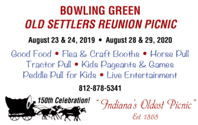 Visit the Old Settlers Reunion Picnic