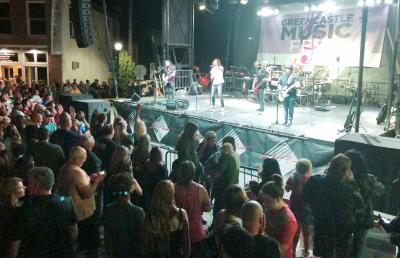 2020 Greencastle Music Fest - Aug 21 & 22