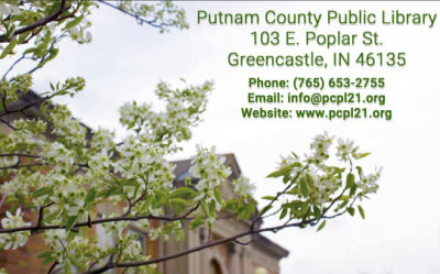 Visit the Putnam County Public Library