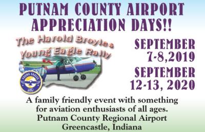 Visit the Putnam County Regional Airport