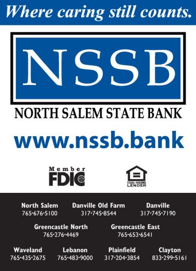 Visit the North Salem State Bank