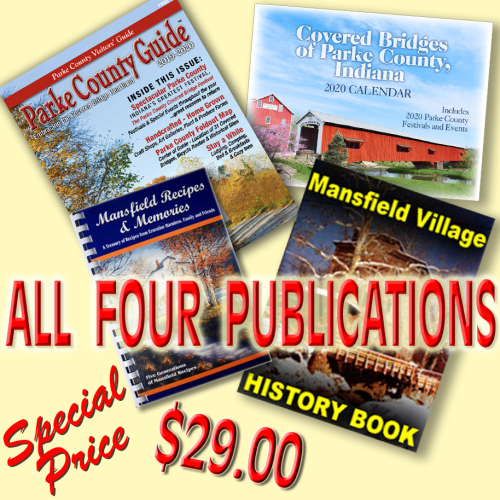PUBLICATION BUNDLE (Get All Four)