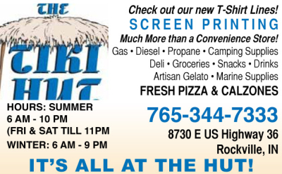 Visit The Tiki Hut