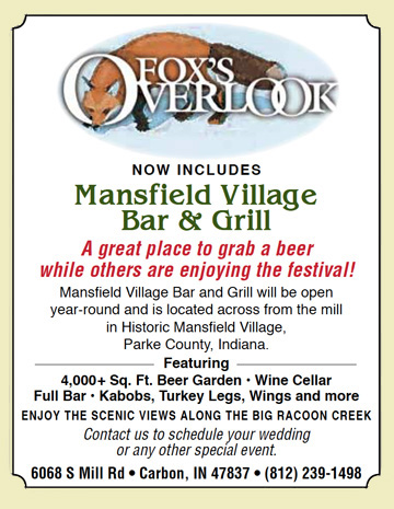 Visit Fox's Overlook in Mansfield