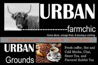 Visit Urban Farmchic in Rockville
