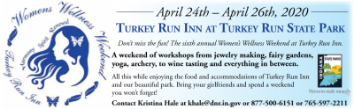 Visit Turkey Run Inn at Turkey Run State Park
