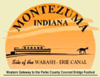 Covered Bridge Festival Activities at Montezuma, Indiana