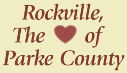 Rockville, The HEART of Parke County