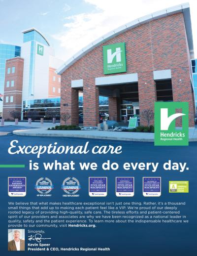 Visit Hendricks Regional Health