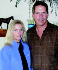 C Bar C Expo Center Owners Carl & Cindy Harlan